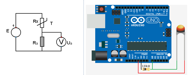 exemple-arduino-thermistance